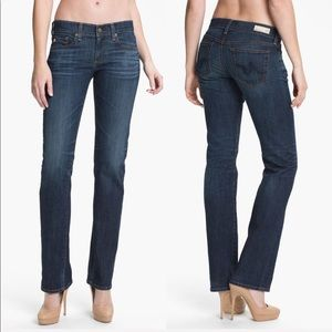 • AG • Tomboy Relaxed Straight Jean 5 Years Origin